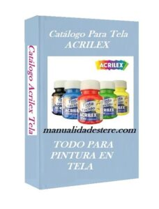 Catalogo de pintura textil Para Comprar On-line - TOP 10